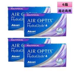 画像1: 日本アルコン エアオプティクス プラス ハイドラグライド マルチフォーカル 6枚入り 4箱セット