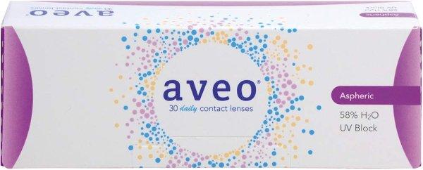 画像1: 【送料無料】アイミー アベオワンデー (aveo 1day) 30枚入り 1箱 (1)