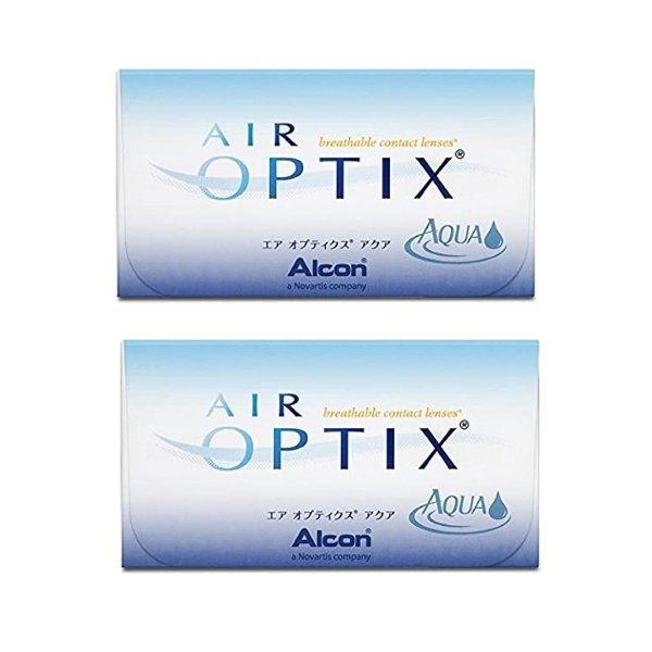 画像1: 日本アルコン エアオプティクス アクア 2箱セット (1)